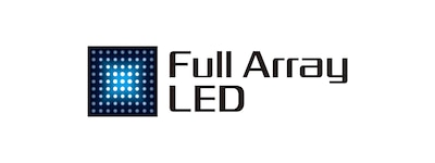 Logotipo de Full Array LED