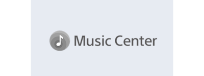 Logotipo de Music Center